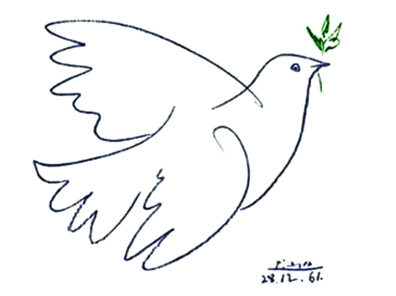 Aktuell  Friedensgebet 1 September 740 Uhr  Aloisiuskolleg