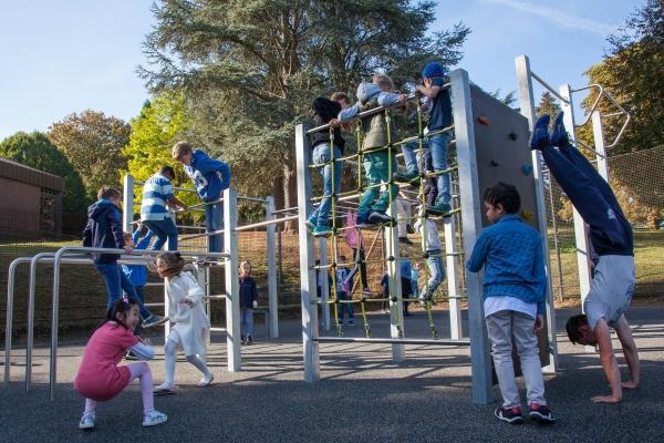 Klettergerüst Planer : Rückblick: projekte des fördervereins aloisiuskolleg
