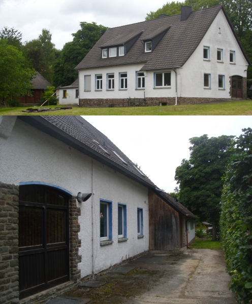 Dasalte Schulhaus in Cassel 2019