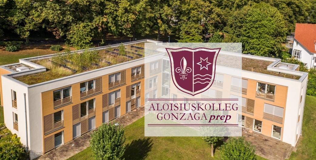 Das Gonzaga Haus auf dem Campus des Aloisiuskollegs