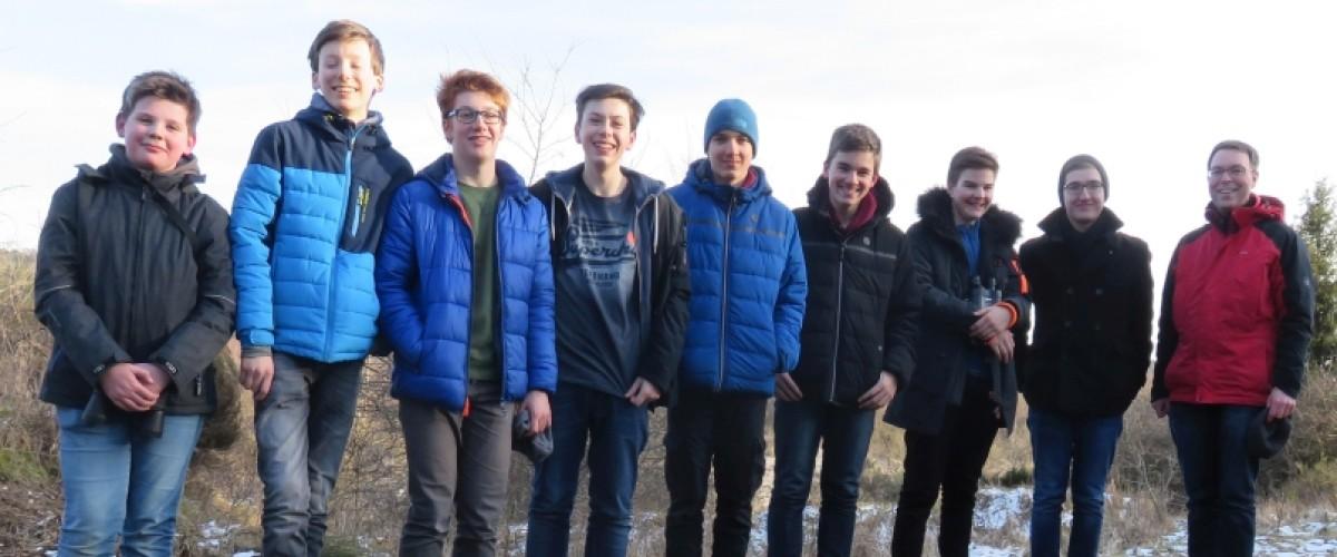 Astronomie-Exkursion in den Sternpark Eifel 2018