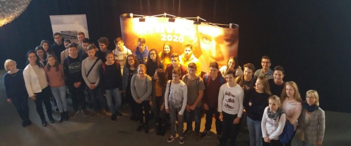 Führung hinter den Kulissen an der Oper Bonn