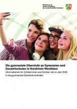 Info Gymnasiale Oberstufe ab 2018