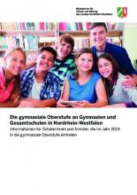 Info Gymnasiale Oberstufe ab 2019