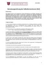 Benutzungsordnung Selbstlernzentrum des Aloisiuskollegs (2019)