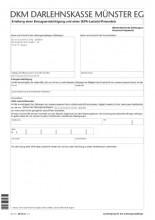 SEPA-Lastschriftformular (nutzbar auch für Externat und Mensa)