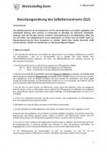 Benutzungsordnung Selbstlernzentrum des Aloisiuskollegs (2016)