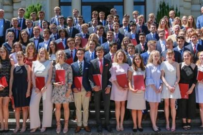 Kollegsgemeinschaft - Abitur 2015