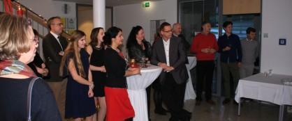 Adventskaffee im Internat GONZAGAprep Aloisiuskolleg Bonn