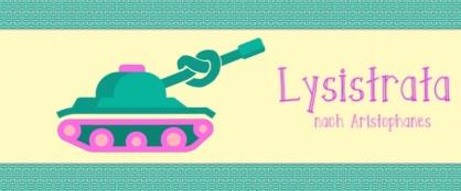 Lysistrata  (frei nach Aristophanes) !