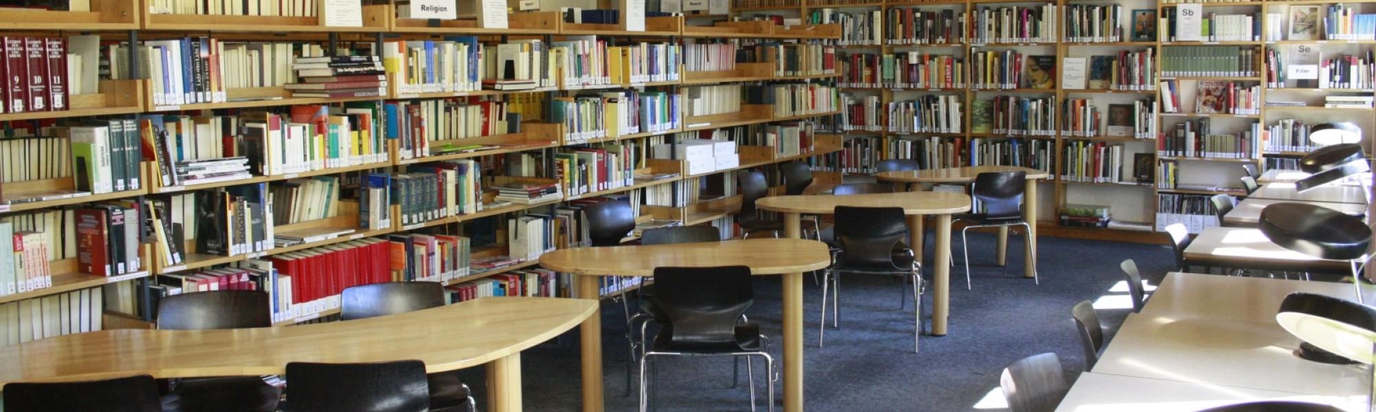 Das große Projekt des Fördervereins: Die Bilbliothek des Kollegs
