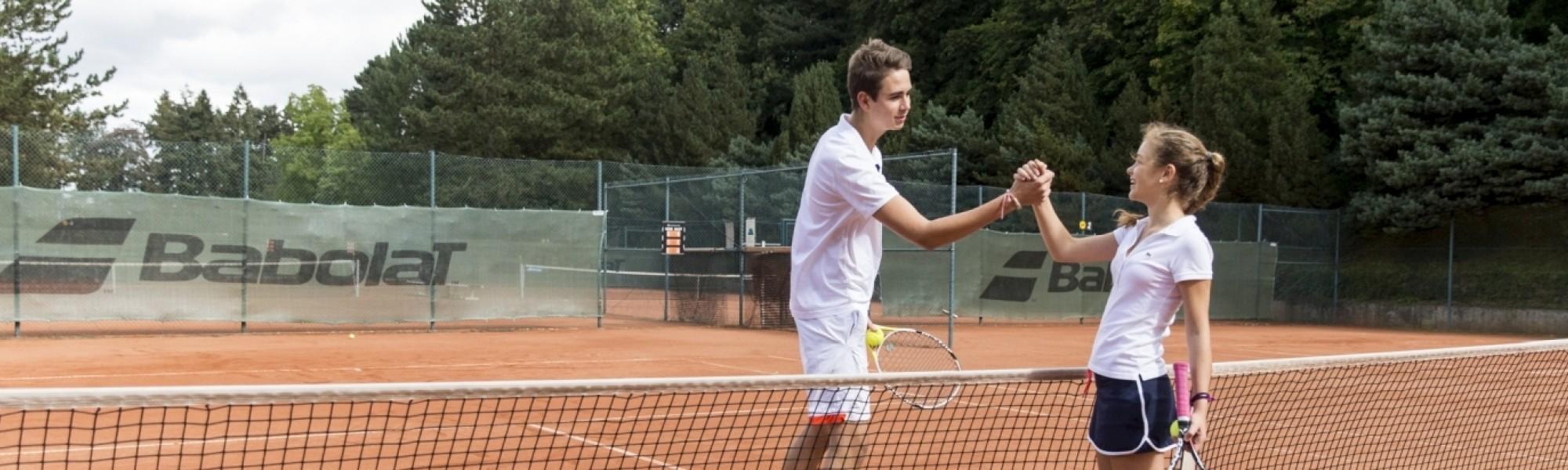 Sport am AKO - Tennis