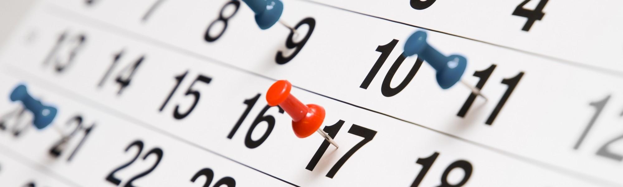 Kalender des Aloisiuskollegs